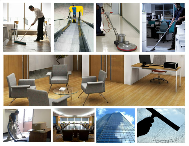 commercial cleaning services california
